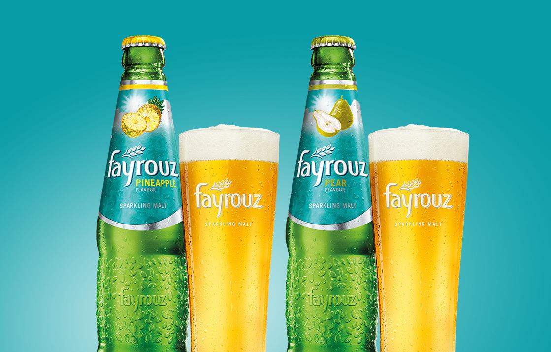 Fayrouz drink