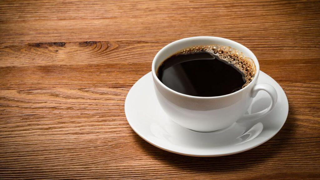 kopi palestina, kopi hitam