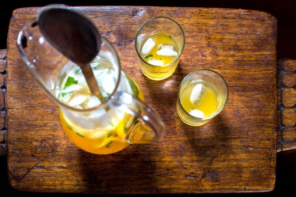 minuman khas palestina
