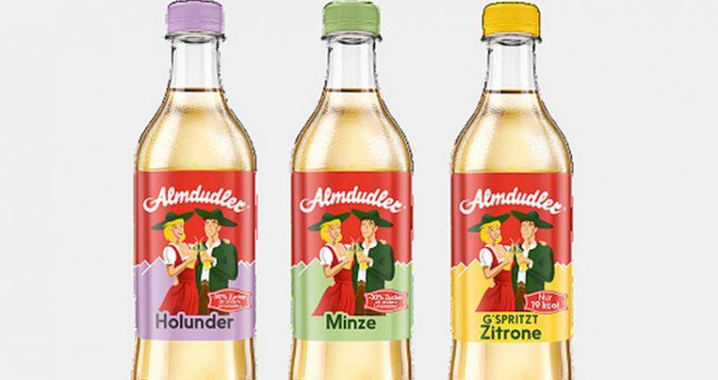 Almdudler minuman khas austria yang unik