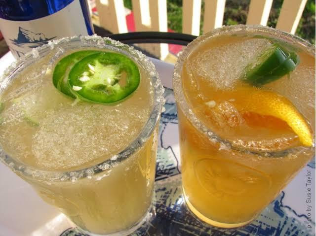 Cacar minuman khas meksiko alcoholic