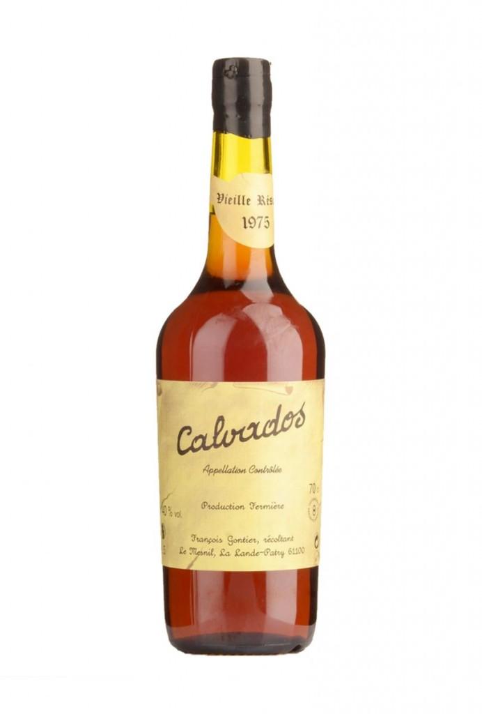 calvados minuman khas perancis untuk bersantai