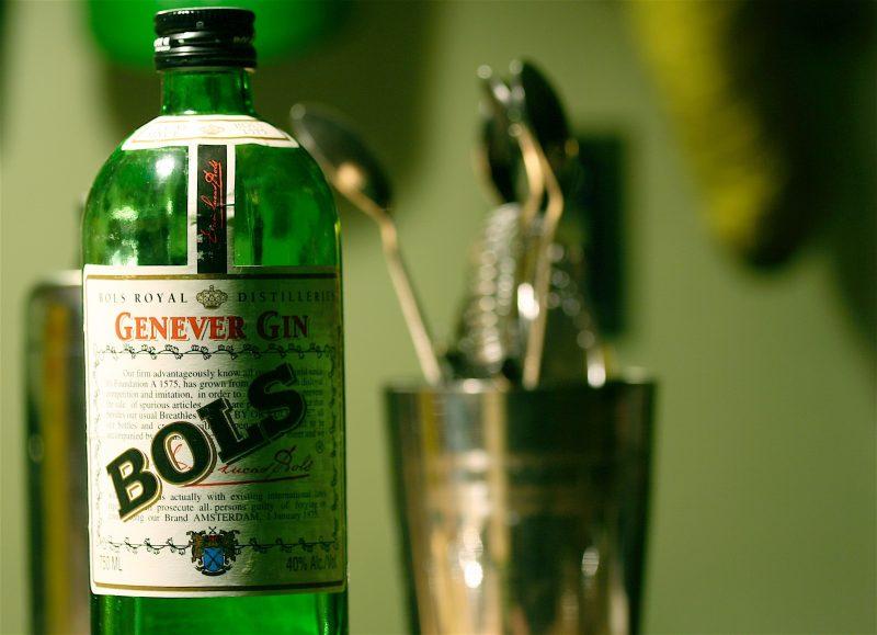 Jenever, genever, minuman khas belanda