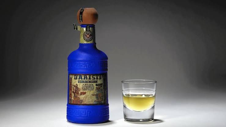 Xtanbentun minuman khas meksiko