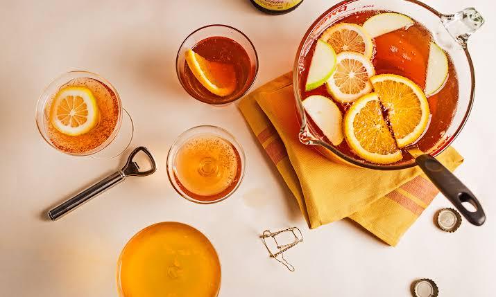 punch menjadi minuman khas jerman yang digandrumi