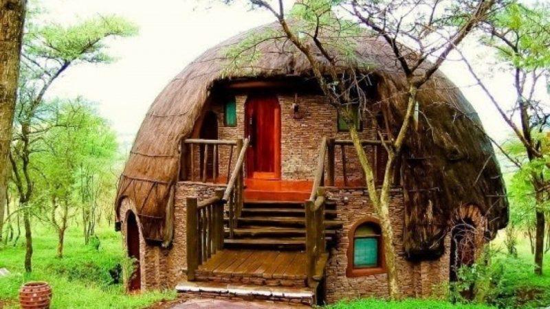 Rumah Adat Papua Jenis Arsitektur Keunikan Guratgarut Com