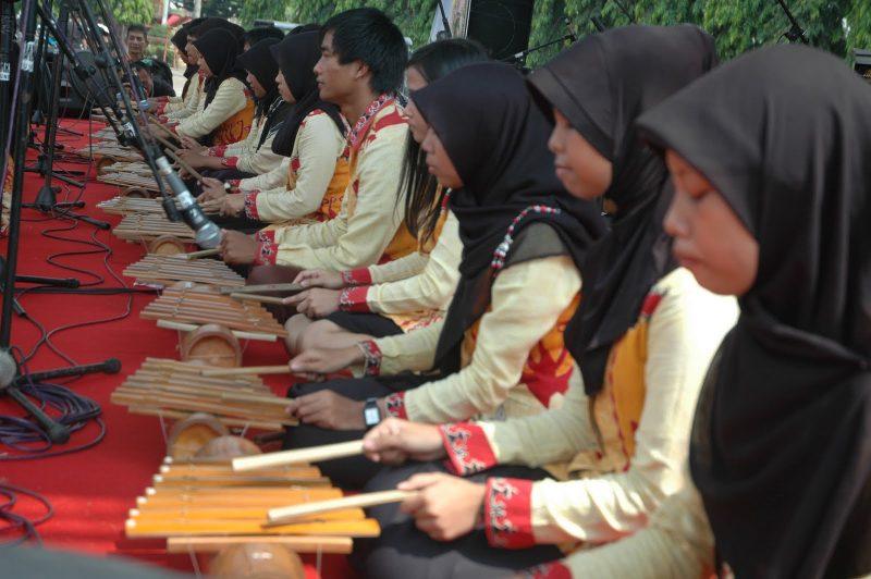 Alat Musik Lampung