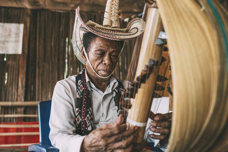Mengenal Sasando, Alat musik Tradisional Nusa Tenggara Timur
