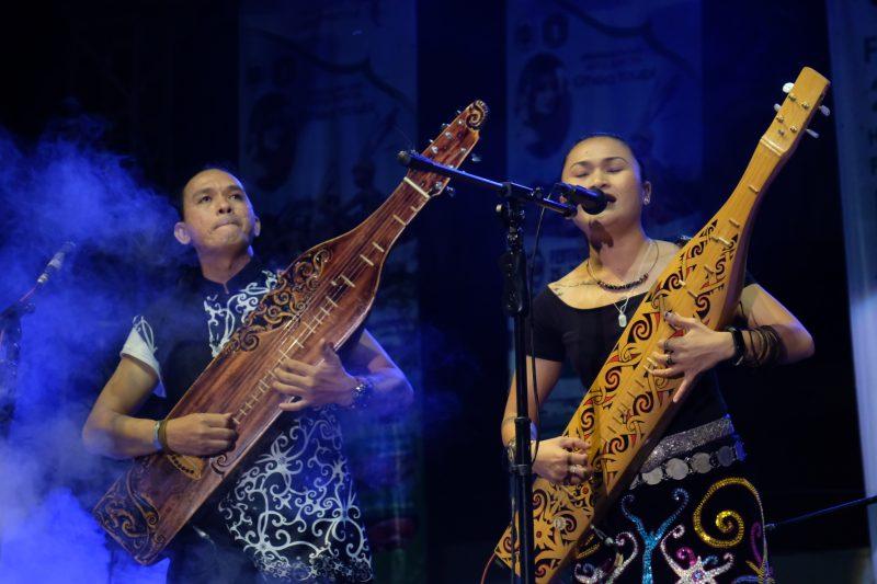 Alat Musik Kalimantan Barat