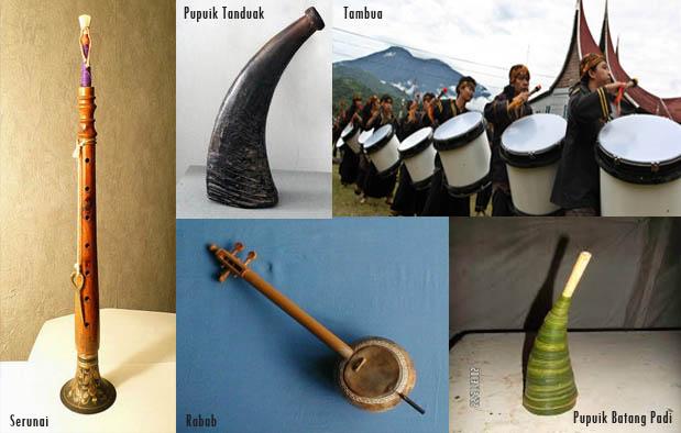 Mengenal Alat Musik Tradisional Sumatera Barat