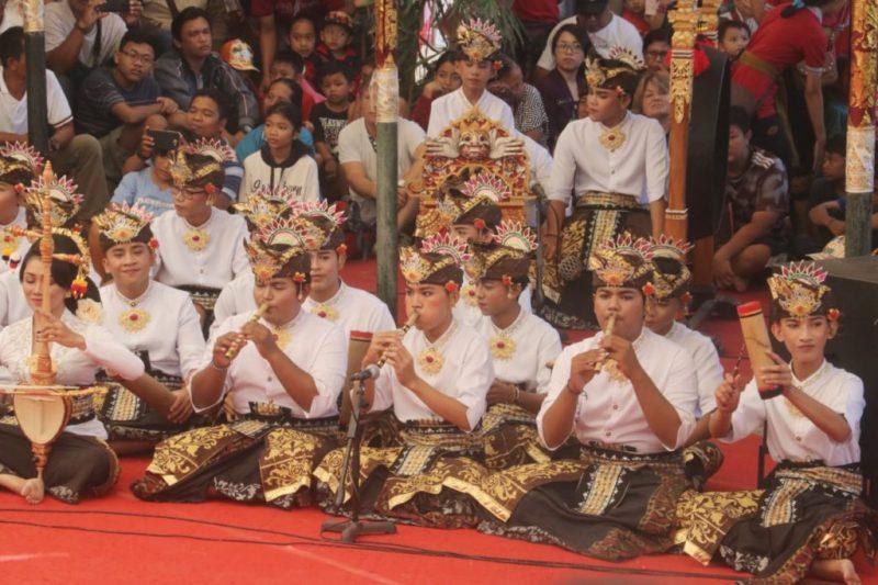 alat musik bali, bali traditional music