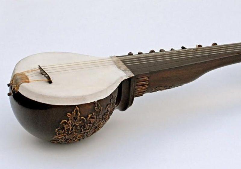 alata musik kalimantan barat, Entebong