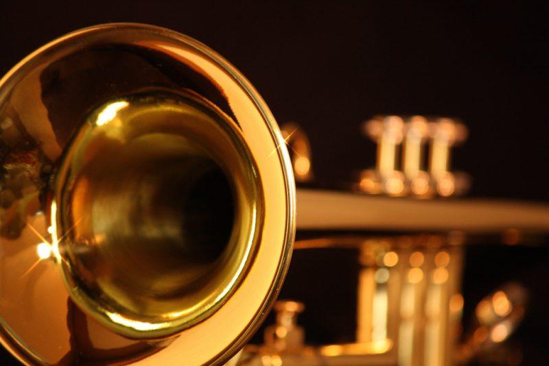 Terompet, salah satu alat musik tiup modern