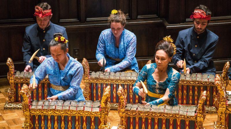 alat musik gamelan yang indah
