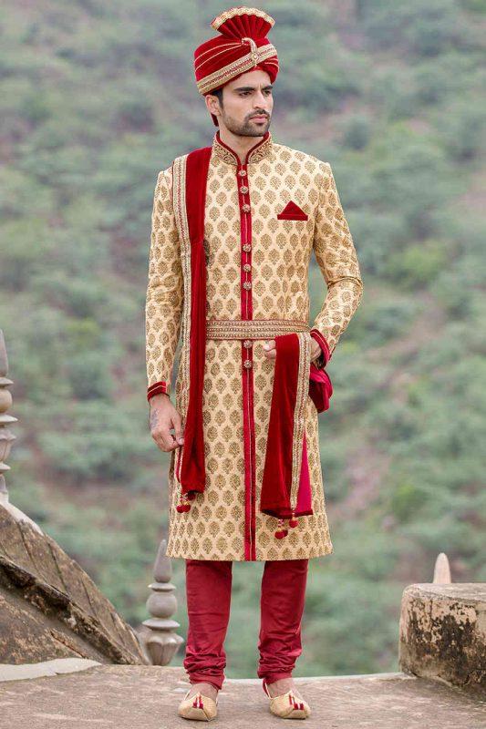 pakaian tradisional sherwani
