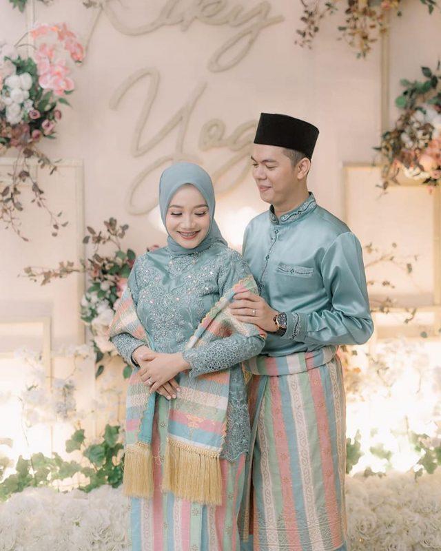 baju tradisional riau indonesia