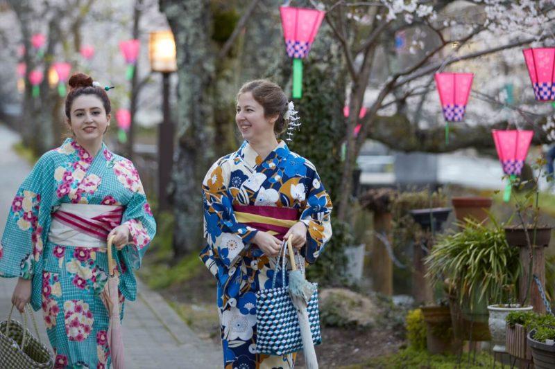 pakaian yukata