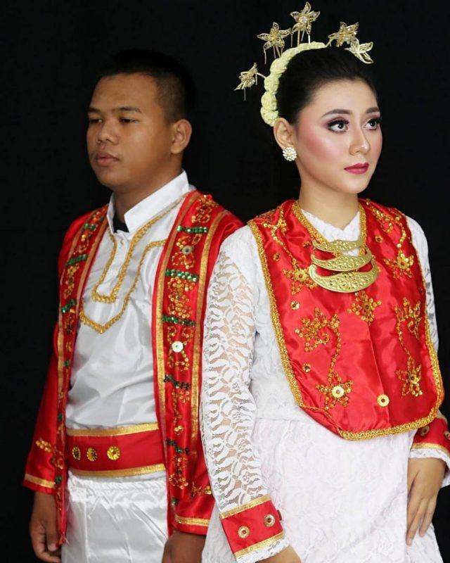 Baju cele, Pakaian Adat Tradisional Maluku