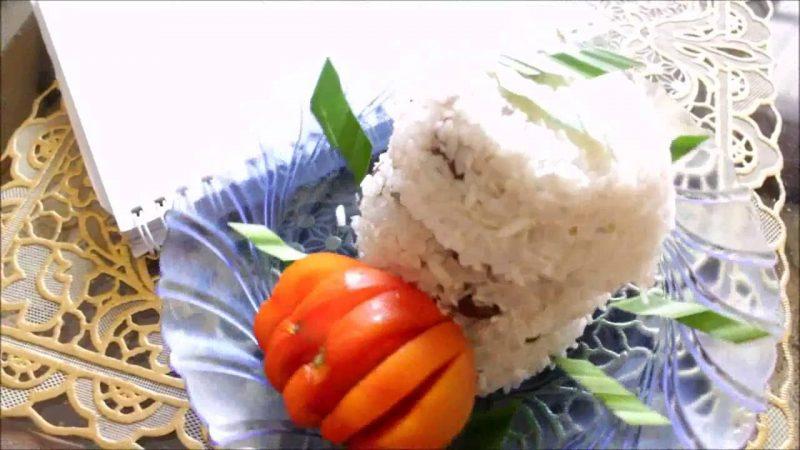 nasi lapola dari maluku