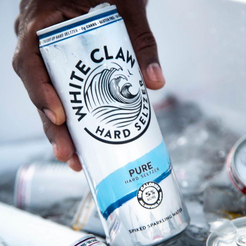 minuman soda putih