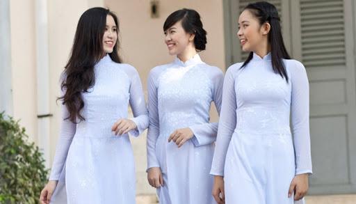 baju trdisional vietnam