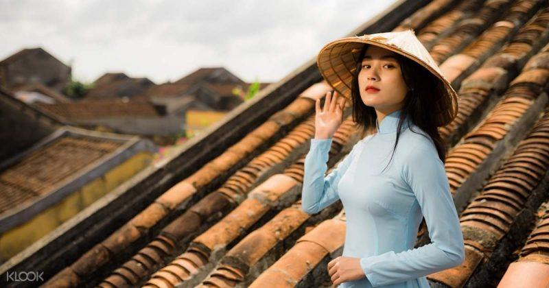 pakaian tradisional vietnam