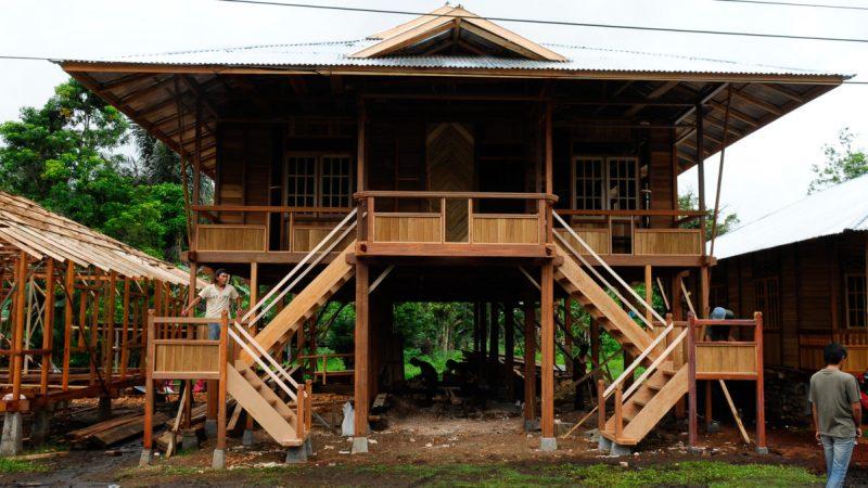 Rumah Adat Bolaang Mongondow