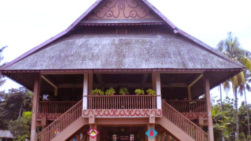 Rumah khas sulawesi utara