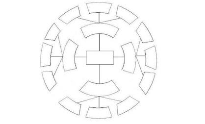 contoh bagan lingkaran