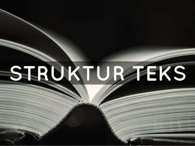 struktur teks persuasi