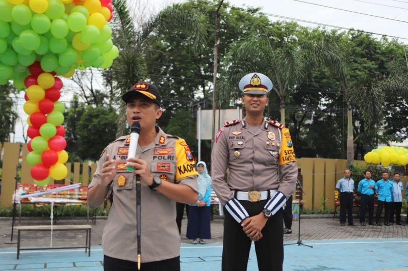 ayip rizal menjadi polisi