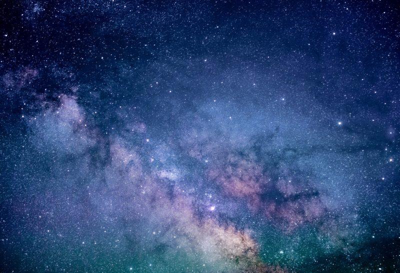 langit malam dan nama nama planet