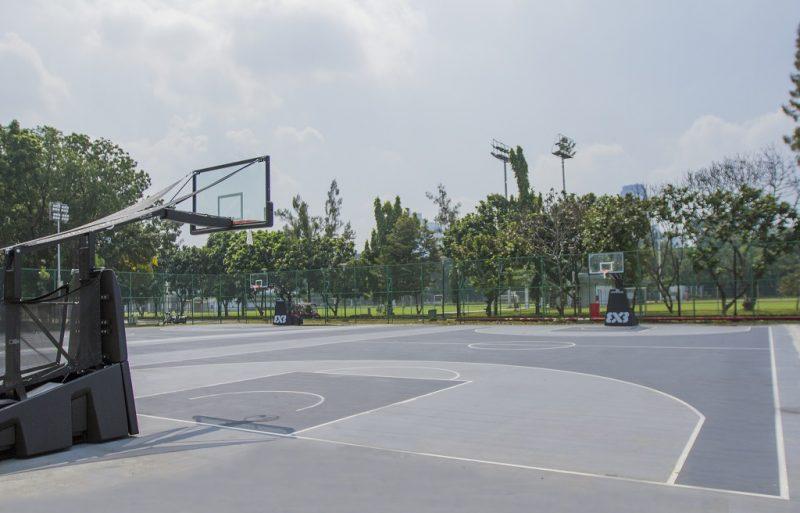 lapangan basket abc senayan merupakan lapangan basket terbaik di jakarta
