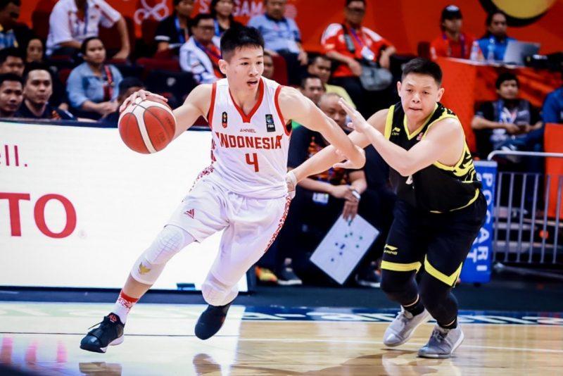 abraham damar menjadi basket terbaik di indonesia