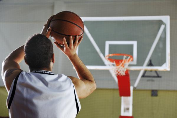 cara shooting dalam permainan bola basket
