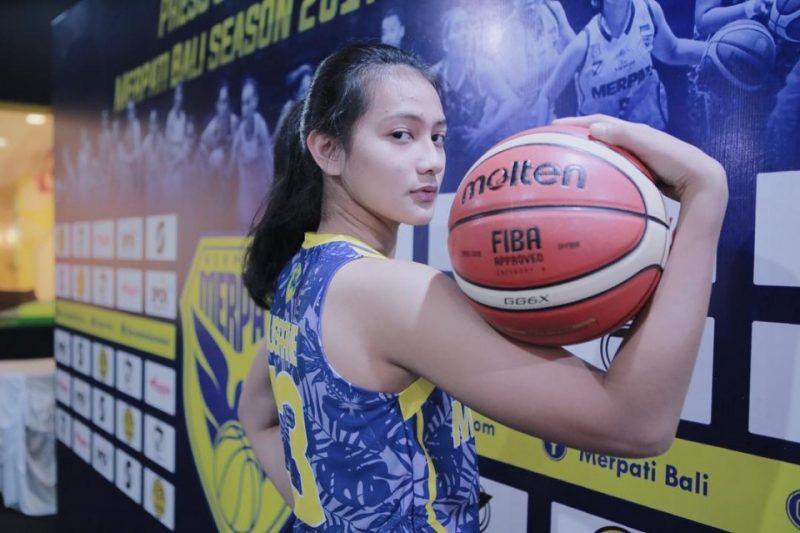 Yusranie Noory Assipalma adalah pemain basket tercantik