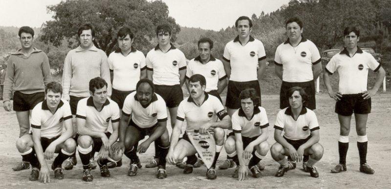 asosiasi sepak bola pertama