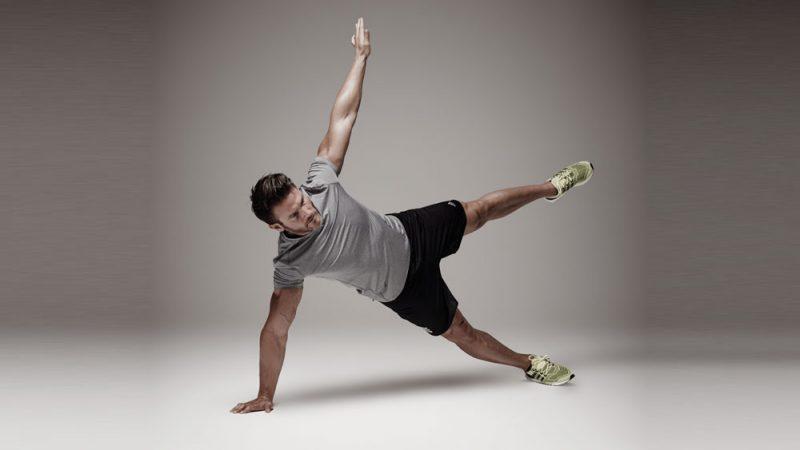 gerakan isometrik bagus untuk latihan fisik dalam bola voli