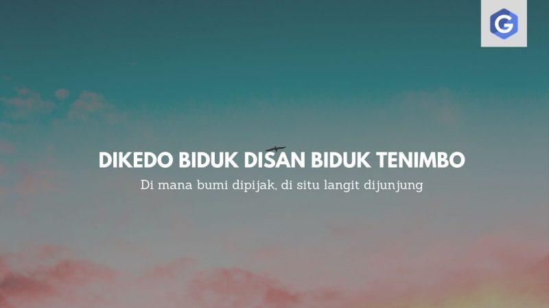 quotes bahasa lampung