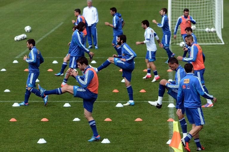 latihan kelenturan adalah latihan fisik dalam sepak bola