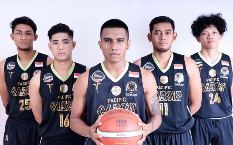 Tim Bola Basket Indonesia pacific caesar surabaya