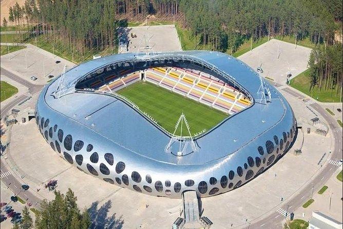 Borisov Arena stadion kecil dan indah