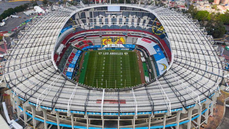 Estadio Azteca menjadi stadion termegah di dunia