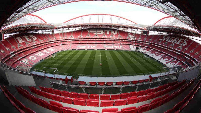 Estadio La Luz menjadi stadion termegah di dunia yang dimiliki oleh portugal
