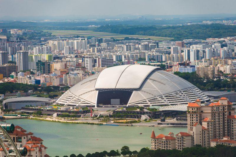 National Stadium singapura