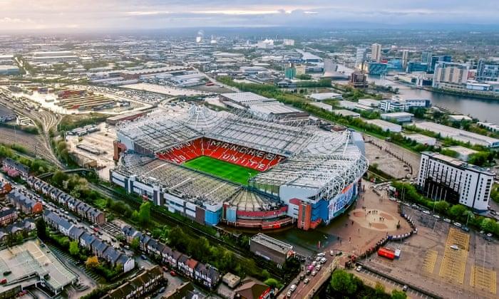 Old Trafford markas MU