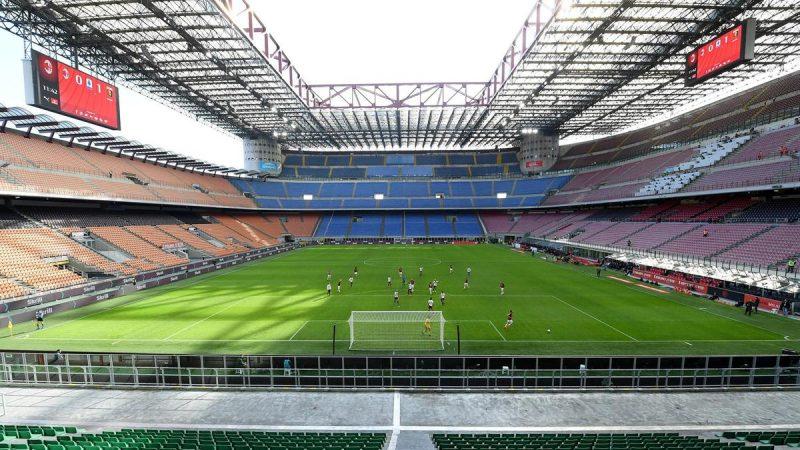 San Siro adalah markas dari AC MIlan dan menjadi stadion termegah di dunia