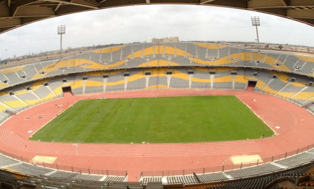 Stadion Borg El Arab menjadi stadion terbesar yang ada di dunia
