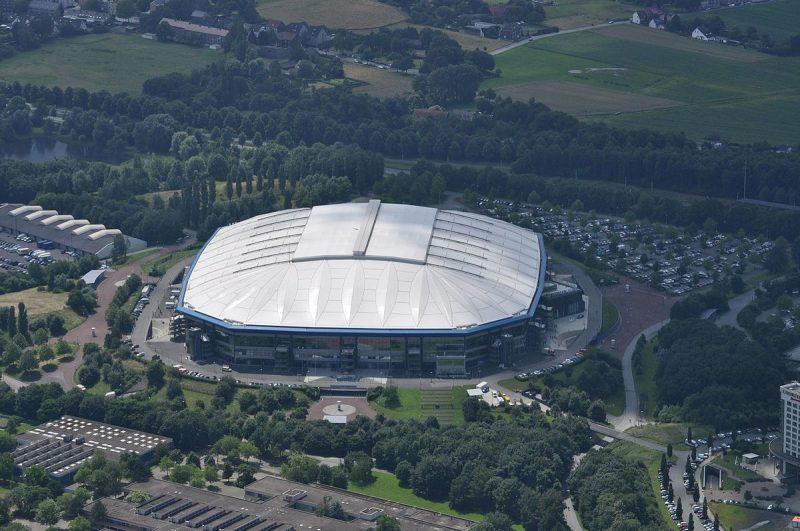Veltis Arena menjadi salah satu stadion termegah di dunia