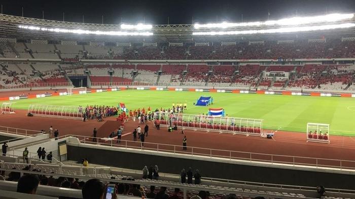 gbk adalah stadion berstandar FIFA yang ada di Indonesia